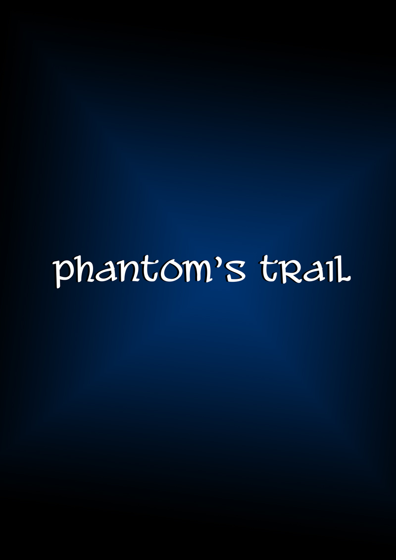 Phantoms' Trail Cover