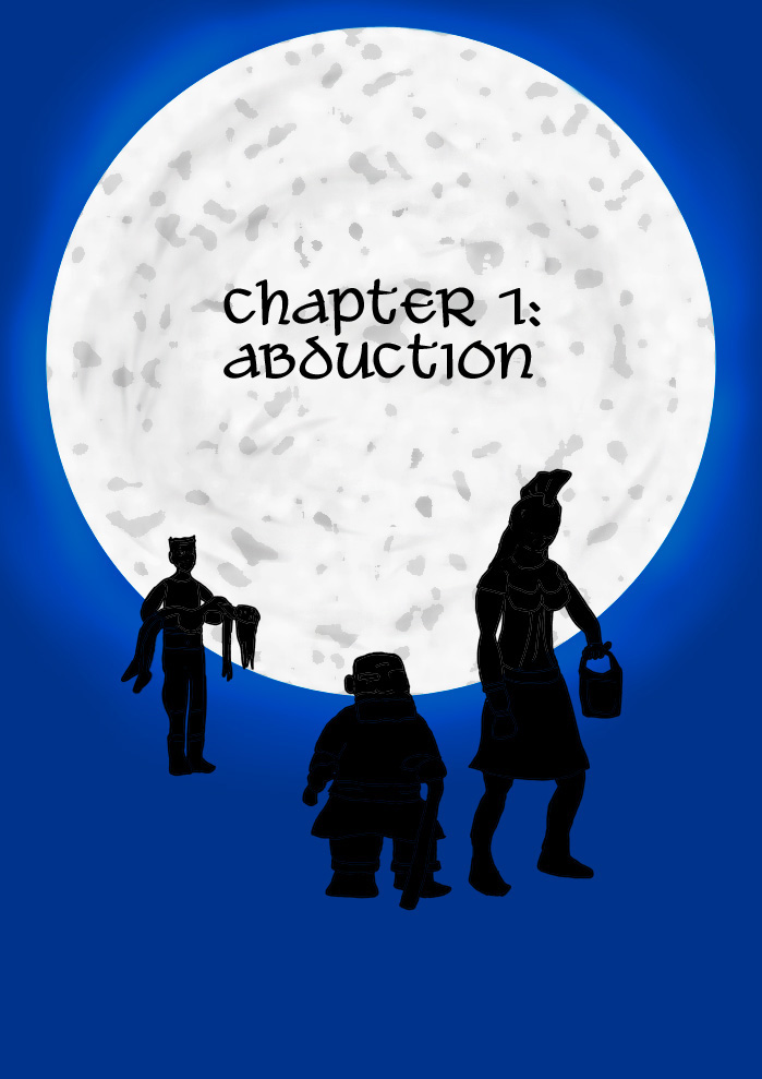 Chapter 1 Cover: Abduction